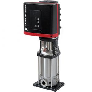Grundfos CRNE 1-4 A FGJ A E HQQE 0.37kW Stainless Steel Variable Multi-Stage Pump 415v