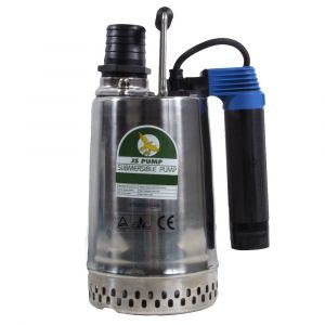 """JS RS-150 1 1/4"""" Top Outlet Submersible Pump With Tube Float 110v"""