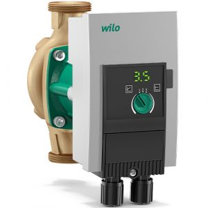 Wilo Yonos MAXO-Z 25/0,5-7 180 PN10 Single Head Circulating Pump 240v